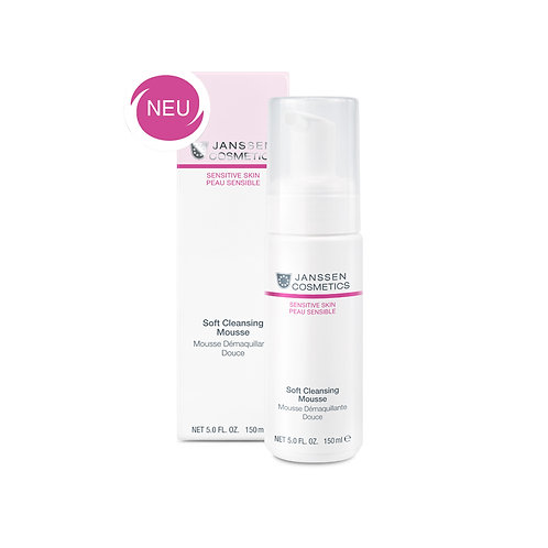 Soft Cleansing Mousse 150ml