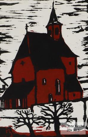 Die rote Kirche