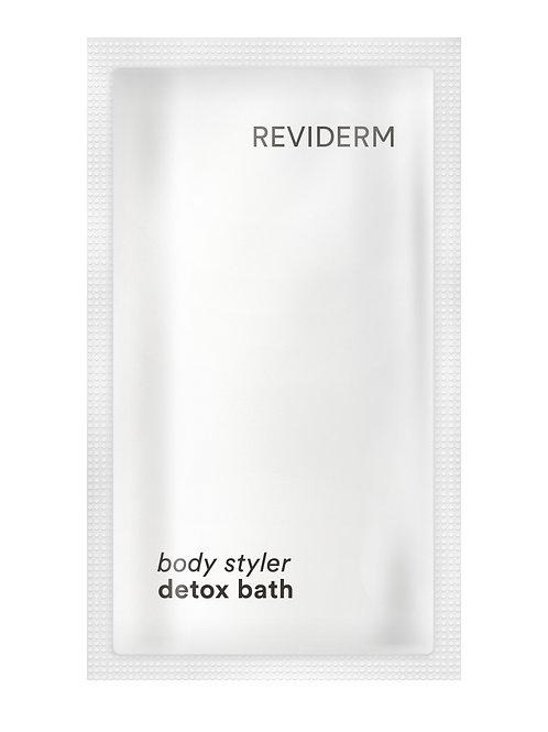 Reviderm body styler detox bath - 20 g