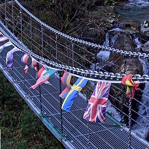 Höllebrücke Tscheppaschlucht