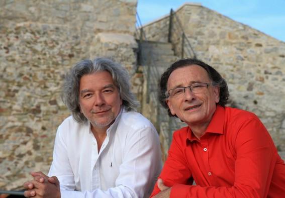 Francois-Rene DUCHABLE et Alain CARRE