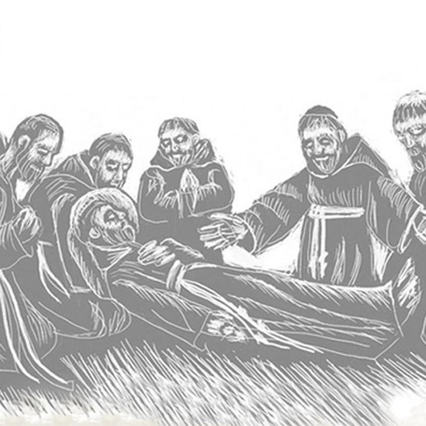 Le TRANSITUS de Saint François d'Assise