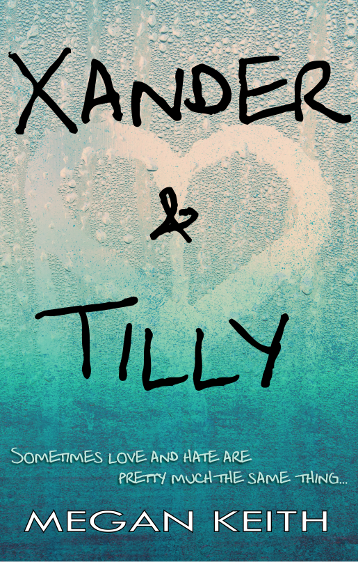 Xander & Tilly ebook cover