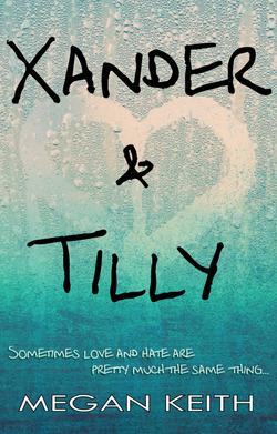 Xander & Tilly ebook cover