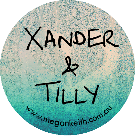 Xander & Tilly stickers