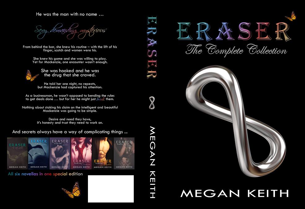 Eraser Complete fullwrap cover