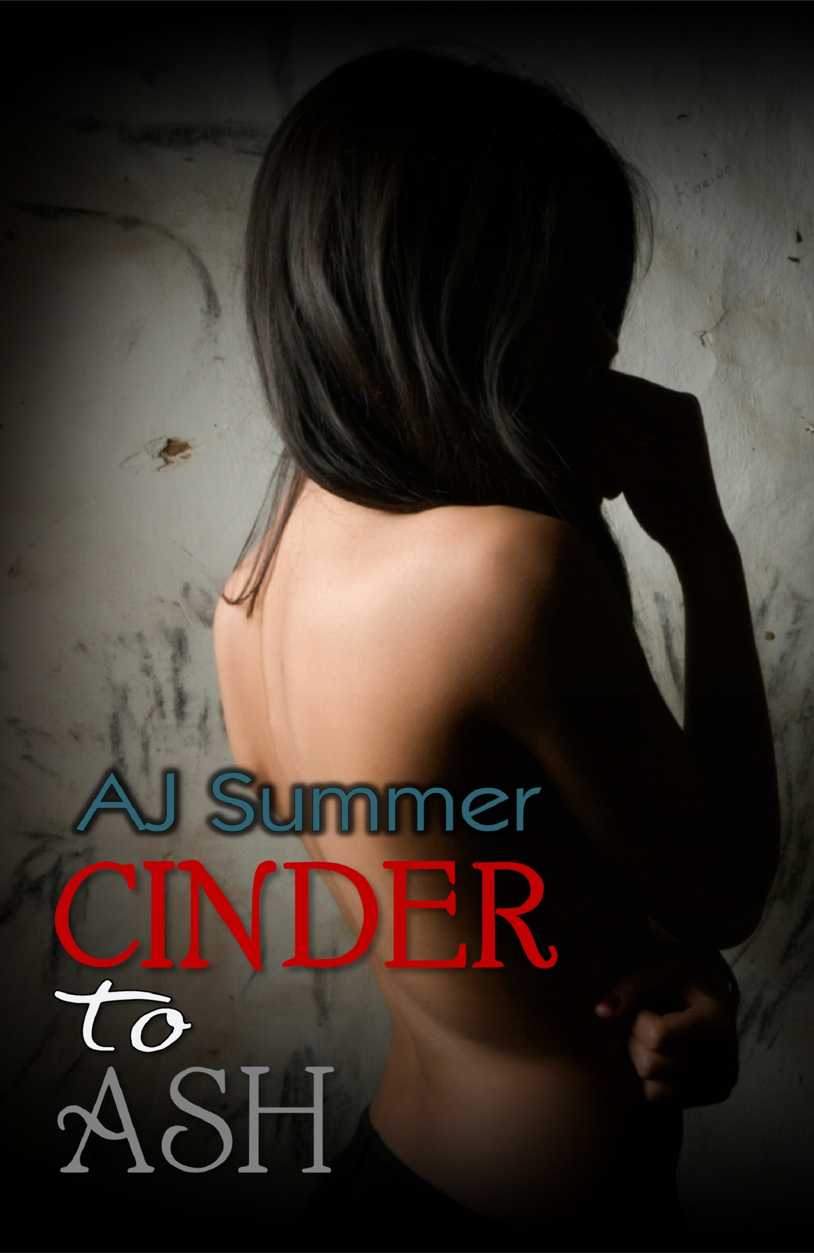 Cinder to Ash ebook design