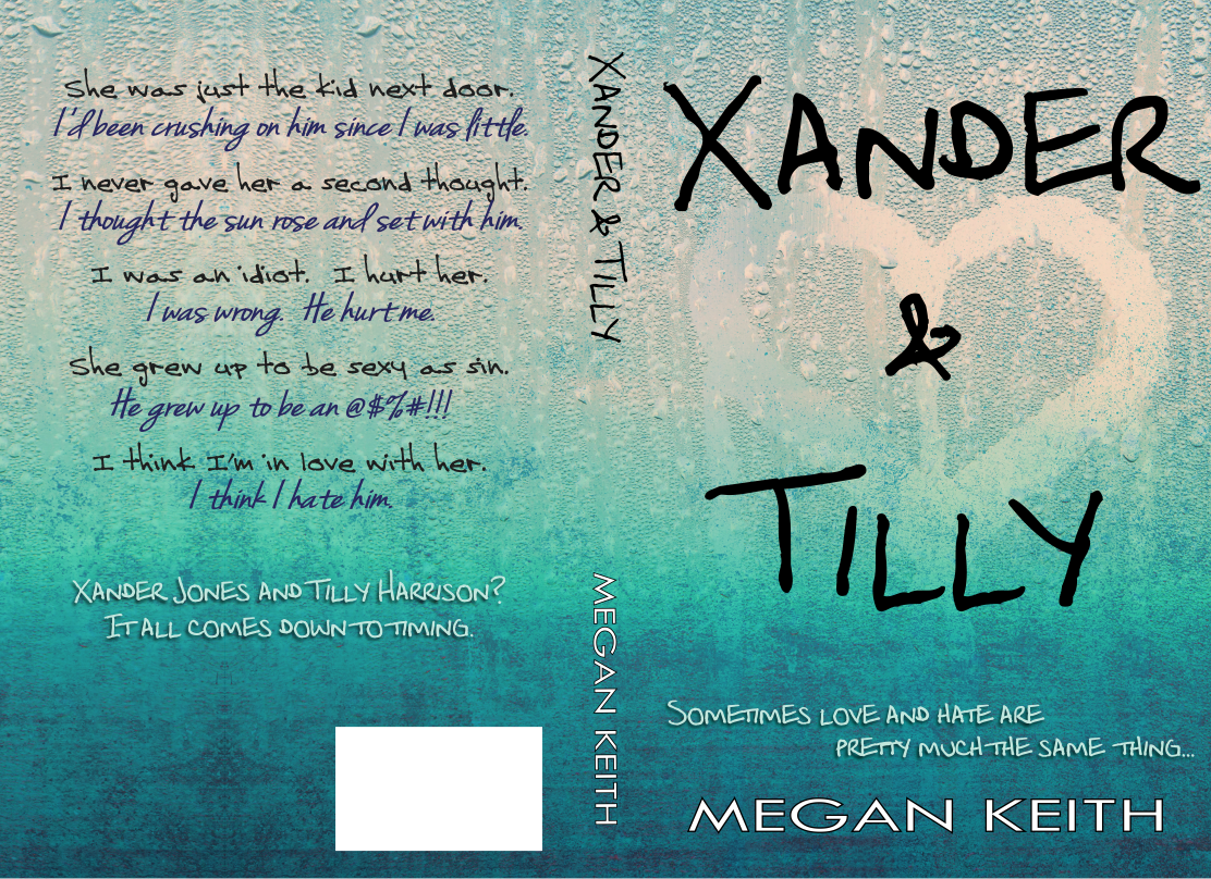 Xander & Tilly fullwrap cover