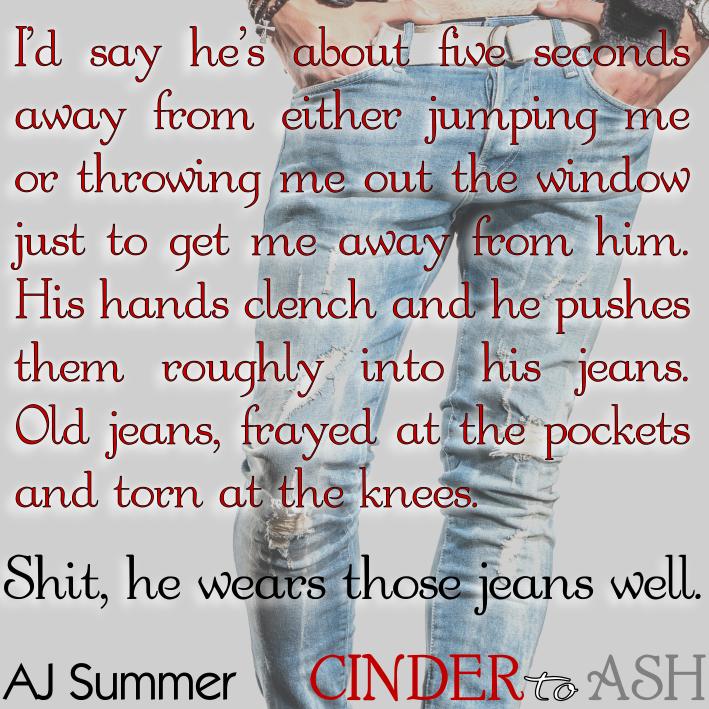 Cinder to Ash teaser
