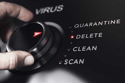 Virus Clean (Remote)