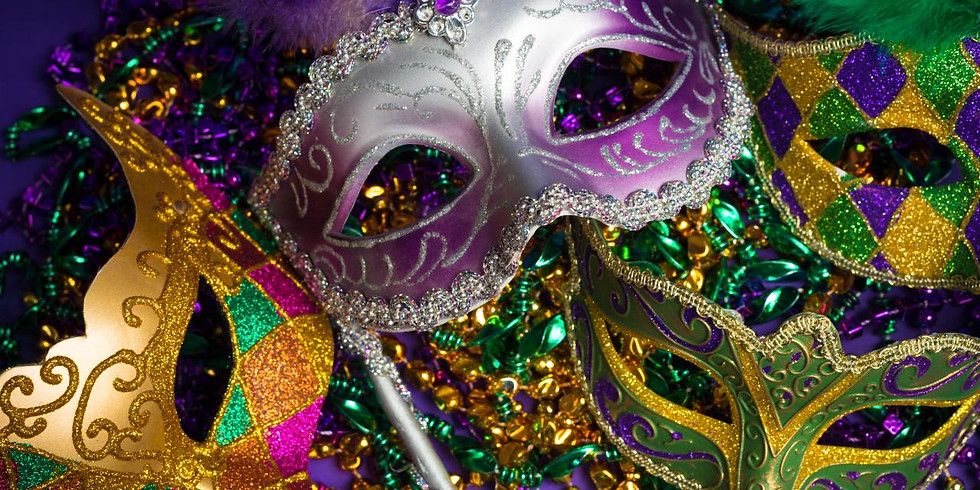 Mardi Gras Celebration Event