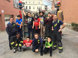 mentoring fire fighters