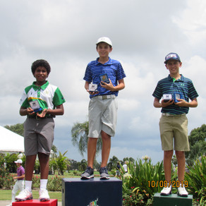 Rhan Miller (Age 12) to compete in the Masters Drive Chip Putt Regionals at TPC Sawgrass