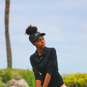 Nyah Singh Earns her first win on The Front 9 Junior Tour at the Royal Fidelity Junior Golf Open