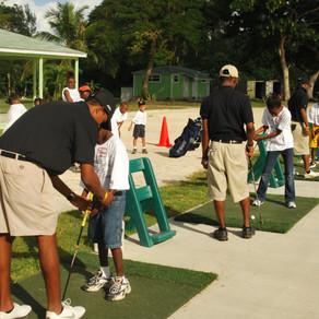 2009 Georgette Rolle Junior Golf Camp