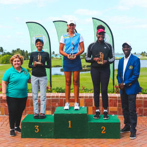 Heathcliffe Kane and Jenna Bayles are the 2020 Junior Nationals Champions
