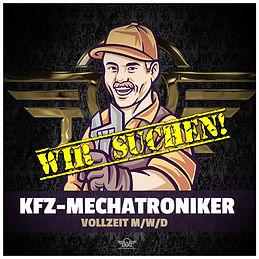 KFZ-Mechatroniker Jobangebot