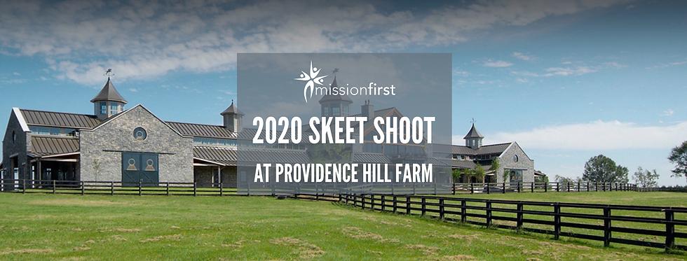 WEB 2020 SKEET SHOOT AT PROVIDENCE HILL