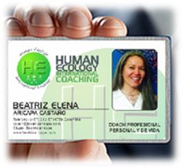 credencial International Coaching Human