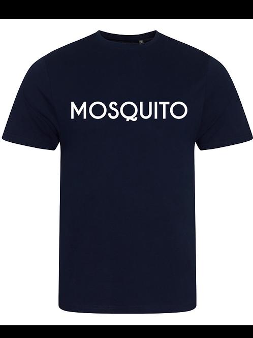 Mosquito Organic T-Shirt in Navy für Männer