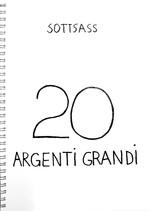 Sottsass – 20 Argenti Grandi