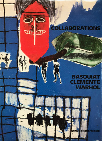 Collaborations – Basquiat Clemente Warhol