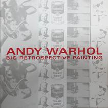 Andy Warhol – Big Retrospective Painting