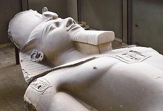 Estatua de egipcio