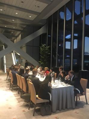 CCO COO Hong Kong Dinner 2018