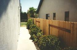 Good Neighbor Dogear Fencing