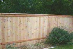 Sandwich Fence (front)