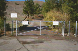 Commercial Vehicle Access Gate