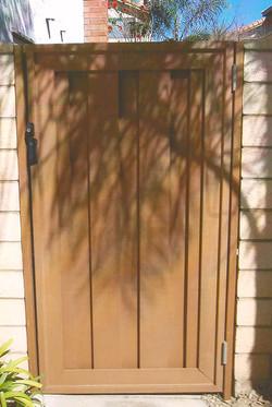 Trex Composite Gate