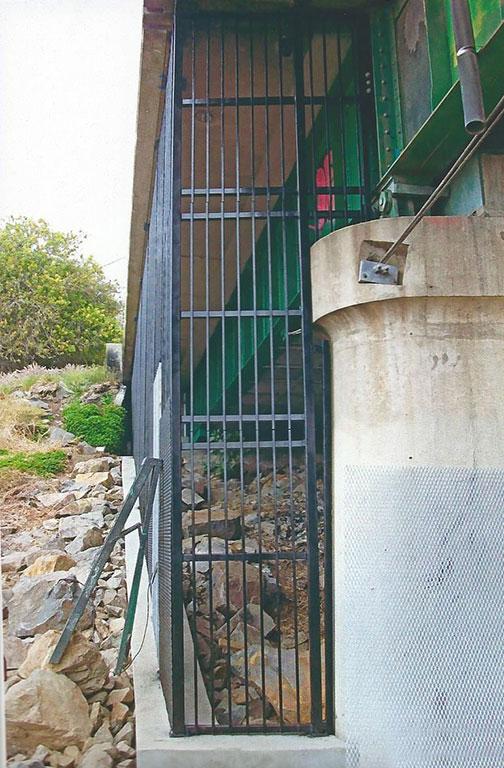 Commercial Security Enclosure