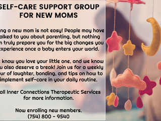 New Mom Support Group!