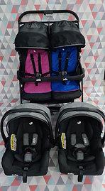 Pack pour jumeaux ou jumelles