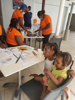 Collecte solidaire à Basse-Terre