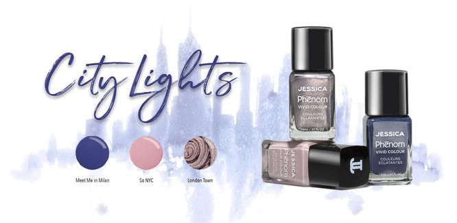 "Jessica Phenom ""City Lights"""