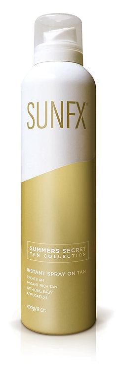 Summer Secret Instant Spray On Tan