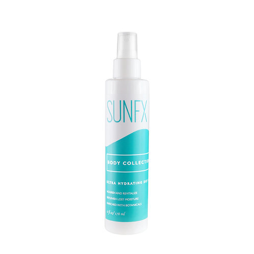 SunFX Ultra Hydrating Dry Oil - front