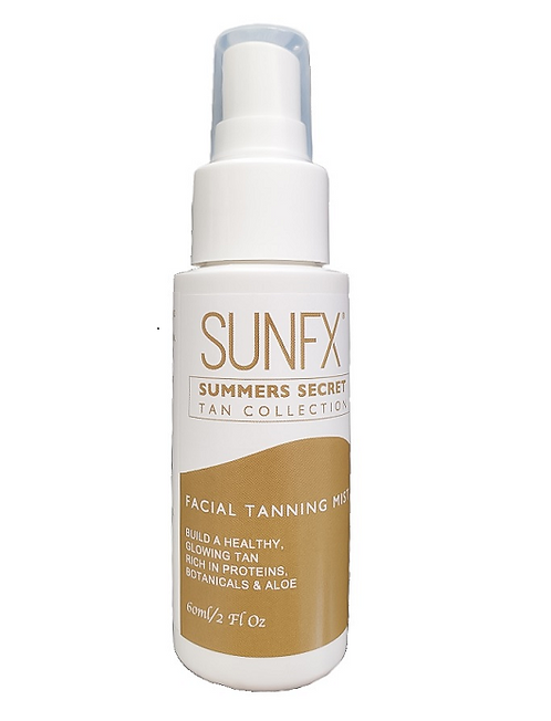 SunFX Summer Secret Facial Mist - front