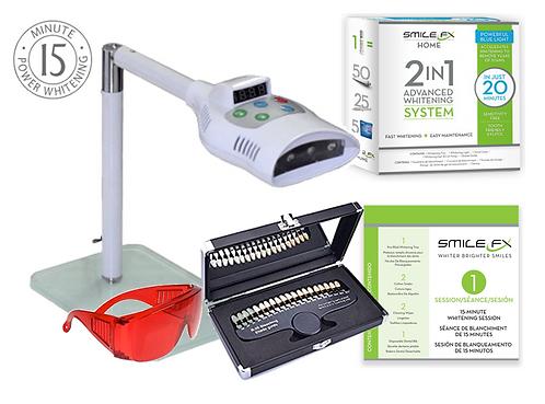 Smile FX PRO Starter Kit - Table Top Light