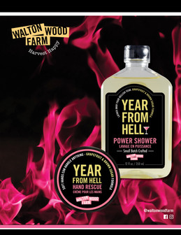 Walton Wood Farm - Year From Hell Collection