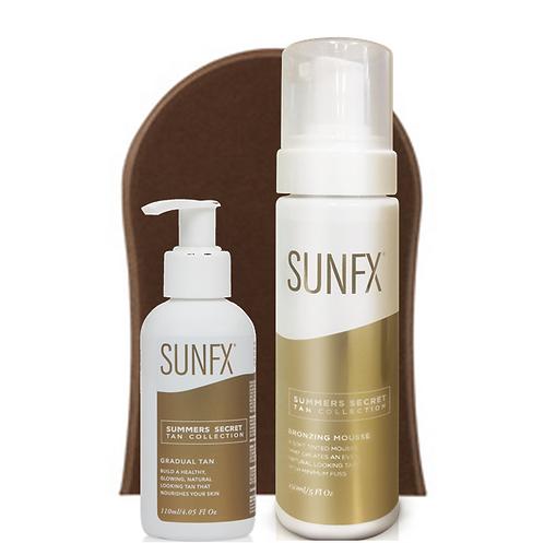 """SunFX """"Glow On"""" Gift Set"""