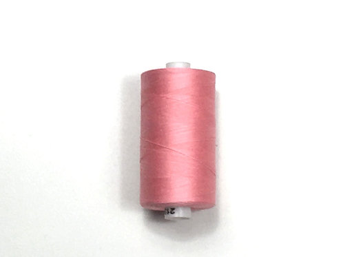 Sewing,Quilting thread 100% cotton,1200 yards,50wt,Carnation color