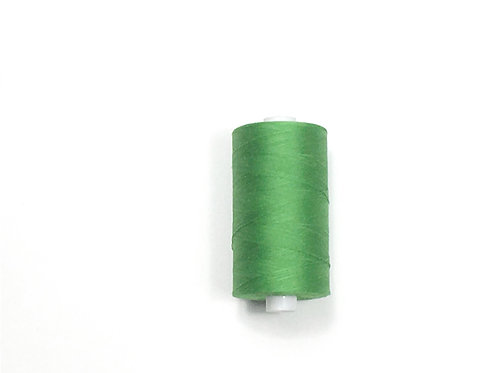 Sewing,Quilting thread 100% cotton,1200 yards,50wt,Grass green color
