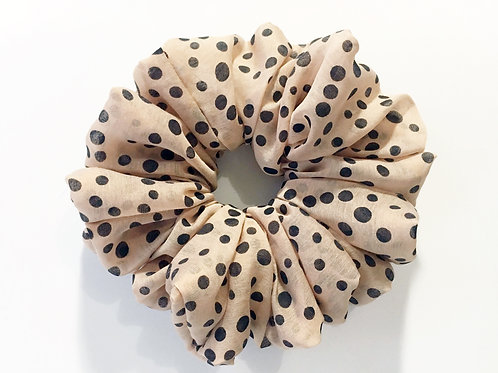 Chiffon scrunchies Extra large size,Ponytail holder,Hair tie accessories