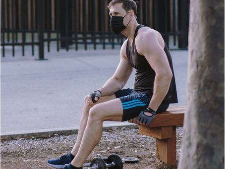 Rethinking Wellness Podcast: Exercising in a COVID Environment