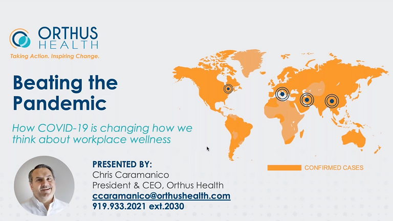 Webinar: Beating the Pandemic