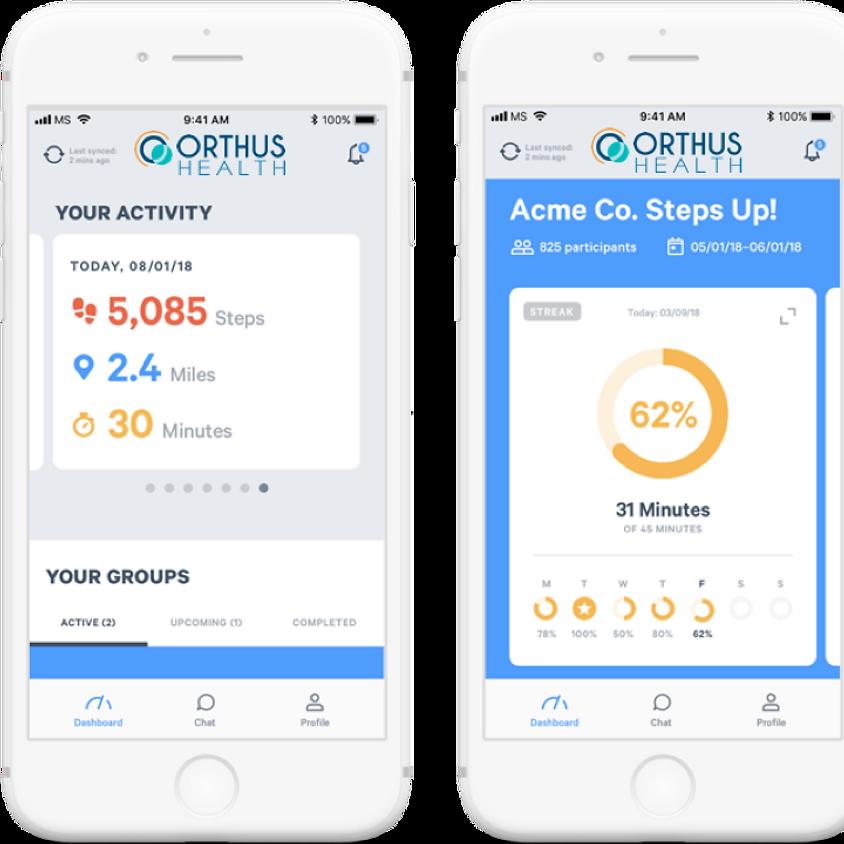 Webinar: Orthus Health Enhanced Challenges